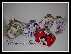 CoserconEsther: Monederos y mis primeras pitilleras Bracelet Watch, Cufflinks, Watches, Bracelets, Accessories, Fashion, Cigarette Case, Coin Purses, Drip Tip