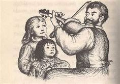 Family Focus #2 Let there be Music!  (Little House in the Big Woods)