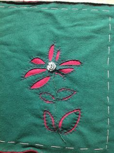 Reverse Applique