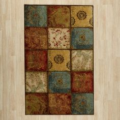 Brayden Studio Fresno Area Rug & Reviews | Wayfair