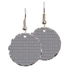 pattern Earring on CafePress.com