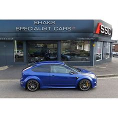 RS  #Ford #Focus #fordfocus #fordfocusrs #fordfocusclub #RS #airtec #blue #Power #Performance #Turbo #fast #loud #speed #sport #muzzi110 #shakssc #Carswithoutlimits #carsofinstagram #instacar #cars ##AmazingCars247 #motor_head_ #whip #instagramers #style