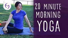 20 Minute Morning Yoga With Fightmaster Yoga