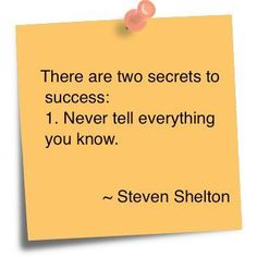 A very nice quotation about success. Thank you Steven Shelton :)