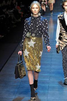 Dolce & Gabbana Fall 2011 Ready-to-Wear Collection Photos - Vogue