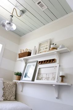 kids beach room, white, fresh and airy, just like the beach