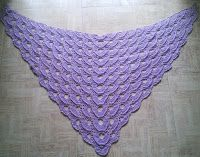 MY CENTENARIAN SHAWL Sweet Nothings Crochet