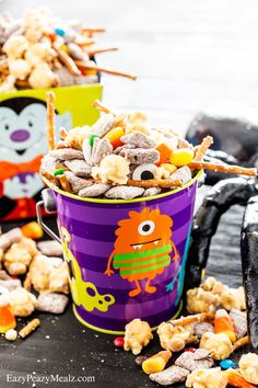 Thank you Walt Disney World for providing complimentary tickets to facilitate this post. All opinions are my own. Crunchy, sweet, salty, chewy, delicious, monster munch!! Perfect for Halloween, or really anytime. This past summer I took my kids on a really long, really fun road trip. We went all over the US. We visited 20...Read More »