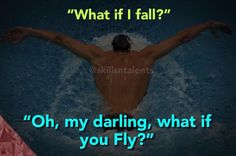 Fly like an eagle Swimming Funny, Keep Swimming, Swimming Tattoo, Swimming Motivation, Katie Ledecky, Swim Quotes, Swim Mom, Swimming Equipment, Michael Phelps