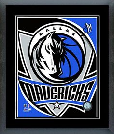 Dallas Mavericks Team Logo Framed With double black matting Ready To Hang- Awesome & Beautiful-Must For A Championship Team Fan! All Teams Logos Available-Please Go Through Description & Mention In Gift Message If Need A different Team-Choose Size Option! (16 x 20 inches Dallas Mavericks Team Logo framed print) Art and More, Davenport, IA http://www.amazon.com/dp/B00NAQNUYE/ref=cm_sw_r_pi_dp_wvHxub0MT4DJM
