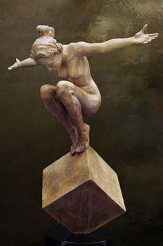 Nguyen Tuan - Benevolence Bronze Sculpture