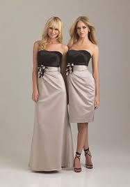 puter bridesmaid dresses - Google Search