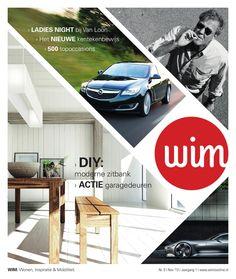 Wim Nulnummer.  Proeftijdschrift/Nulnummer. Nieuw concept tijdschrift voor Jager en van den Oever Reclame & Media bv. Mijn verantwoordelijkheid was het ontwerp van het blad. (En daarbij dus niet de advertenties.)