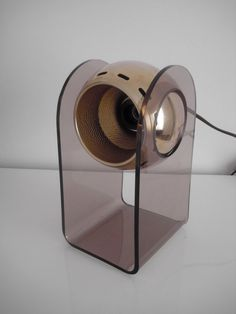 Gino Sarfatti table lamp Nodel 540 dating to 1968 by by Mutoto