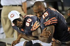 Brandon Marshall and Earl Bennett