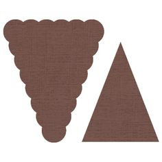Petite Pennants Builder Punch - by Stampin' Up!