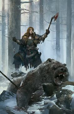 Random Fantasy/RPG artwork I find interesting,(*NOT MINE) from Tolkien to D&D. High Fantasy, Fantasy Rpg, Medieval Fantasy, Fantasy Artwork, Fantasy World, Vikings, Fantasy Warrior, Rpg Horror, Rpg Dice