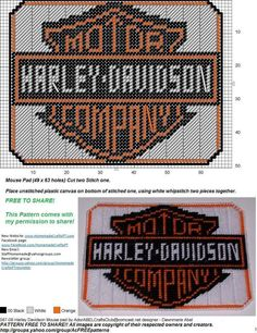 Harley Mousepad