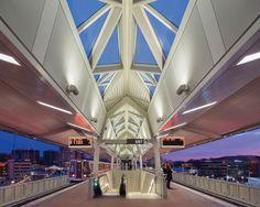 2015 AL Design Awards: Dulles Metro Rail/Silver Line, Northern Virginia   Architectural Lighting Magazine   Transportation Projects, Lighting Design, Domingo Gonzalez Associates