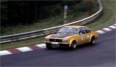 """Nürburgring - """"Großer Preis der Tourenwagen"""" - 8./9. Juli 1978. Der Opel Commodore vom Team """"Zender"""" wurde gefahren von Alex Sonntag und Werner Dittert - Lang ist es her (392) by Hartmut Schulz"""