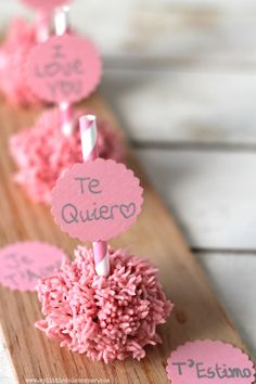 #Valentine's Day #San Valentin #Mini-cupcakes