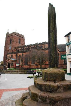 the church of st nicholas, newport, shropshire Brothwood's lived here Northern England, Snowdonia, Saint Nicholas, Wolverhampton, Town And Country, Business Travel, Ancestry, Great Britain, Newport