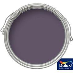 Dulux Authentic Origins Paint - Plum Preserve - 50ml Tester