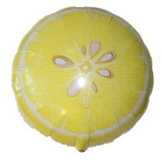 Our Lemon Fruit Balloons are just perfect for summer parties! These double sided self sealing balloons have a beautiful shine and will sure look incredible in a Lemon stand or as a Photo Prop! Dimensi