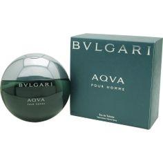 BVLGARI AQUA Cologne by Bvlgari -  Makes mens smell sooooooo good!!!!!!