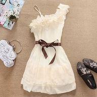 little wedding girl.