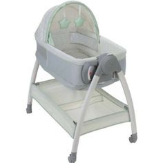 Chicco Lullago Deluxe Portable Bassinet Taupe Taupe