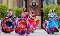 One or Two Months of Mexican Folklorico Dance Classes at Grupo Folklorico Los Laureles (Up to 53% Off)