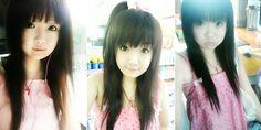 Vemale.com - Ayo tebak, gadis yang imut dan manis ini usianya 27 tahun atau 7 tahun? Anda pasti iri dengan wajah imutnya.