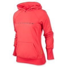 Nike LIVESTRONG All Time Women's Hoodie