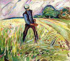 Haymaker, Edward Munch