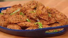 Sunny Anderson's Spicy PB&J Wings | Rachael Ray Show...haha, this was the closest picture I had to choose from for this post...sorry...not really looking like wings..dot