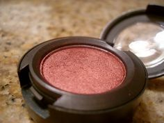 MAC's Cranberry eye shadow one of my fav colors from mac