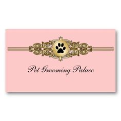 21 best pet grooming business cards images on pinterest business elegant pet grooming business cards colourmoves