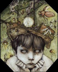 Synesthesia Garden - a weird art + style blog | » illustrations