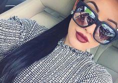 Amanda ensing on instagram Cute Sunglasses, Mirrored Sunglasses, Sunglasses Women, Sunnies, My Beauty, Beauty Hacks, Mack Up, World Most Beautiful Woman, Girls Dp
