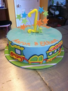Dinosaur Train Birthday Cake Cakelins Cakes And Cookies Charlotte NC Dawn Dean Party Ideas