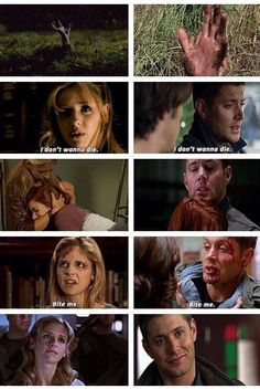 Dean and Buffy would definitely get along