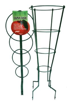 DURA-CAGE - Tomato Cage & Plant Support, 4-Pack Standard Size