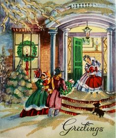 Christmas homecoming.