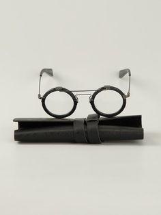 Yohji Yamamoto Round Frame Glasses