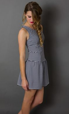 Sailor Girl Dress - american threads