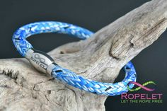 Fancy this gorgeous blue white and black marble Ropelet,  the click on www.ropelet.co.uk for this and all our handmade rope and leather bracelets.  Our use is we make to your order so you can choose your wrist size, wrap and clasp and then add extras such as charms and gift tins too.  With great prices and a huge choice of bracelets, Ropelets make great gifts.Come shopping today.  #ropelet #ropebracelet #bracelet #jewelry #style #wristwear #mensbracelet #menstyle #menswear #ladiesbracelet