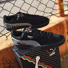 277f5d21cdc4 The Puma Suede BHM  Jersey  is one part of Puma s homage to Black History