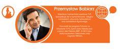 Przemysław Babiarz - first speaker