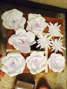 Wunderschöne Papierblumen